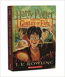 Listen to harry potter and the goblet of fire