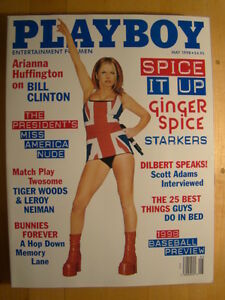 Ginger spice playboy nude