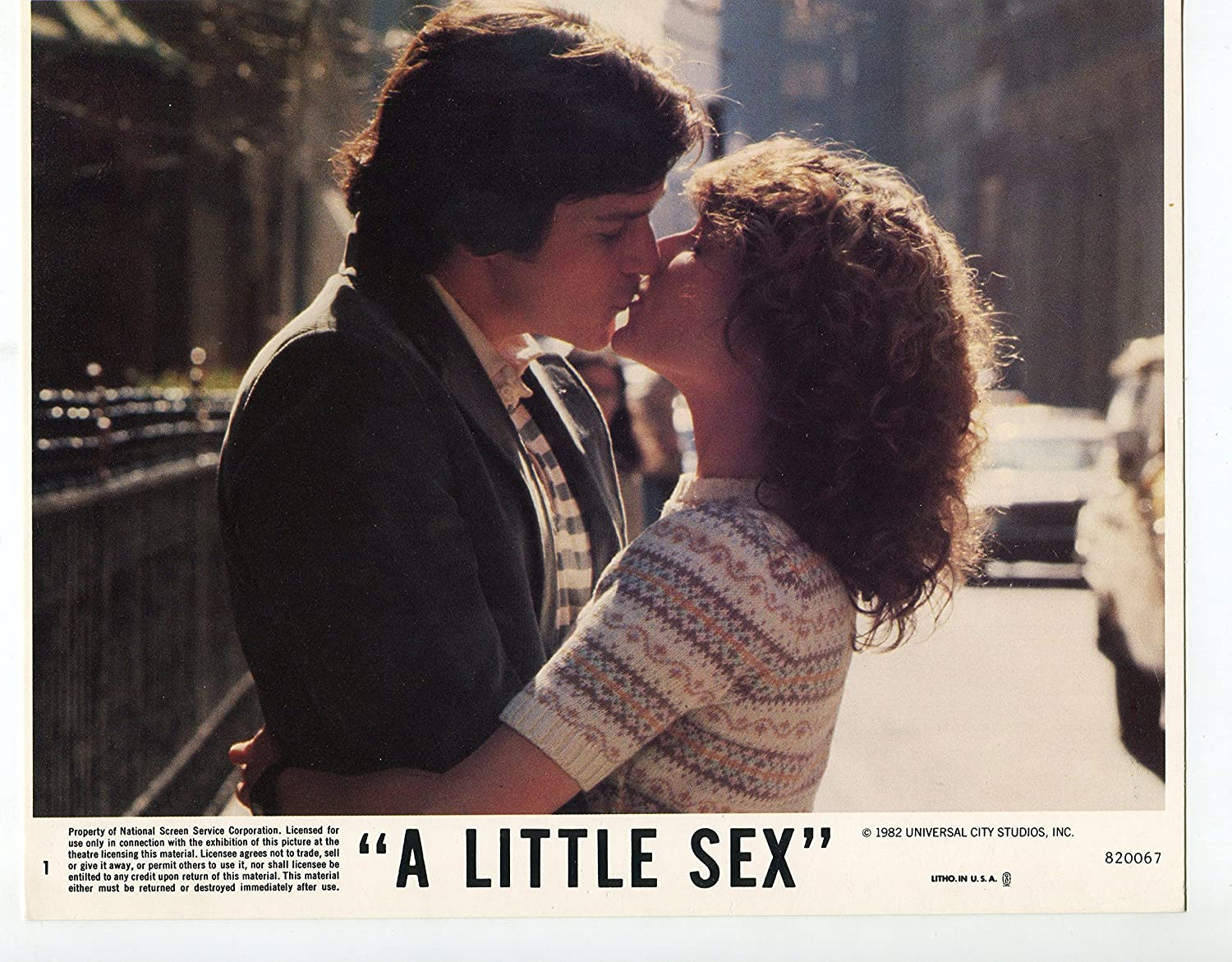 Little romance sex and the city