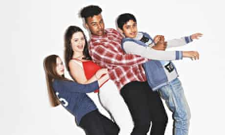 Young teens learn about fucking